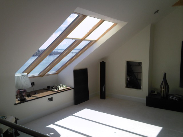 loft conversion example by Cavetto Building Services