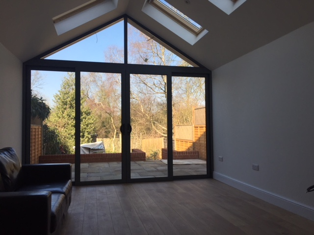 Extension and alterations specialist builders providing expertise to the Hampshire area