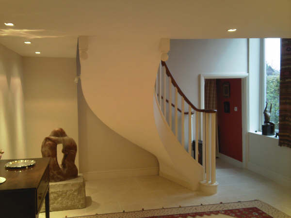 Carpentry and joinery at Cavetto Building Services